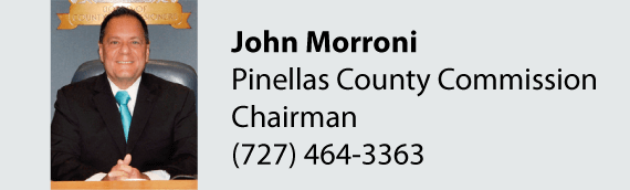 Accomplishments of Pinellas County in 2015