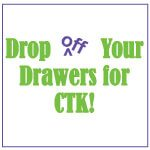 "Clothes To Kids to Host Annual Underwear Drive ""Drop Off Your Drawers for CTK"""