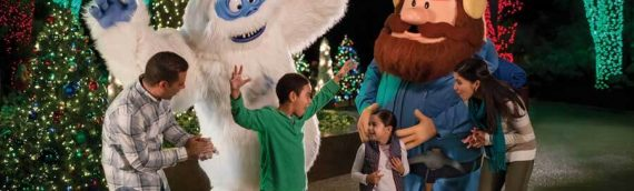 PREMIER HOLIDAY EVENT, CHRISTMAS TOWN™, RETURNS TO BUSCH GARDENS® TAMPA BAY