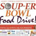 """CASA """"Soup-er Bowl"""" Food Drive Launches Today with 100+ Locations"""
