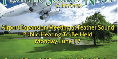 ST. PETE-CLEARWATER INTERNATIONAL AIRPORT NOTICE OF PUBLIC HEARING